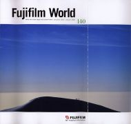 Fujifilm World December 2005/January 2006 on ski touring by Robert Boesch