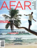Afar magazine, December-January 2010, on Seychelles by Paolo Woods