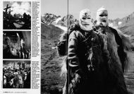 Saga magazine UK, April 2007 on Pilgrimages by Christoph Lingg