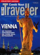 Conde Nast Traveller Italy, November 2003, on Vienna by many photographers