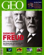 Geo Germany May 2006 on Sigmund Freud by Ferdinand Schmutzer/Austrian National Library