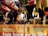 National Geographic Germany, October 2005, October Beer Festival by Rudi Froese