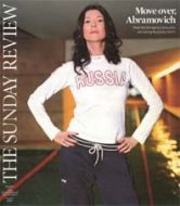 The Sunday Review, GB, July 2006 on Russian Female Oligarchs by Paolo Woods and Serge Michel