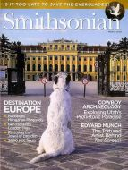 Smithsonian magazine USA, March 2006 on the dog Pecorino by Toni Anzenberger