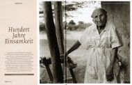 Geo Germany, March 2007 on Dona Maria and her Dreams by Horst A. Friedrichs