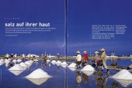 Kurier Freizeit Austria, May 2007, on Salt in Vietnam by Mario Weigt