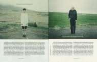 "DIE ZEIT LITERATUR No 41, October 2011, about ""Iceland"" by Rafal Milach"